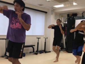 2019/07/24 リズムファイティング指導者養成コース01