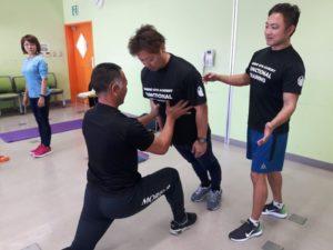 1214沖縄ファンクショナルトレーニングベーシックコース05