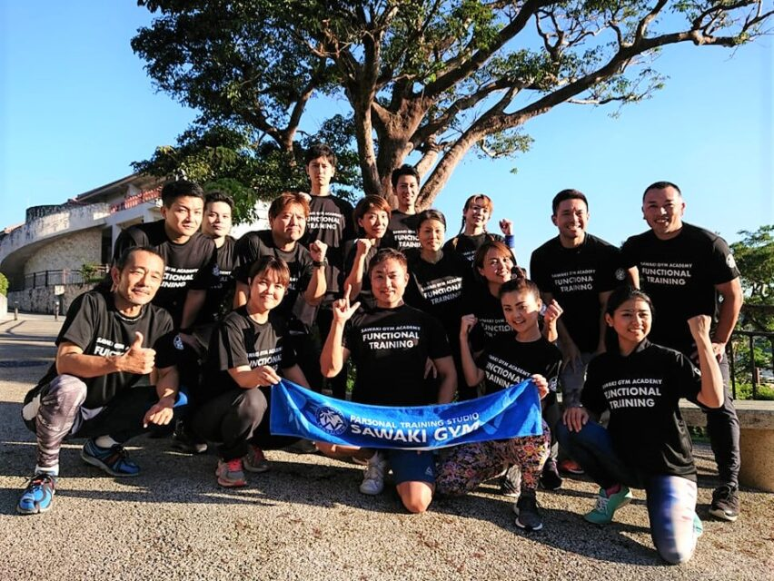 1214沖縄ファンクショナルトレーニングベーシックコース