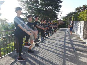 1214沖縄ファンクショナルトレーニングベーシックコース12
