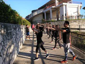 1214沖縄ファンクショナルトレーニングベーシックコース14