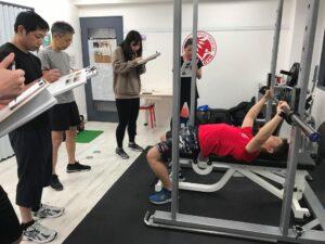2020年1月23日(木)/基礎から学ぶウェイトトレーニング02