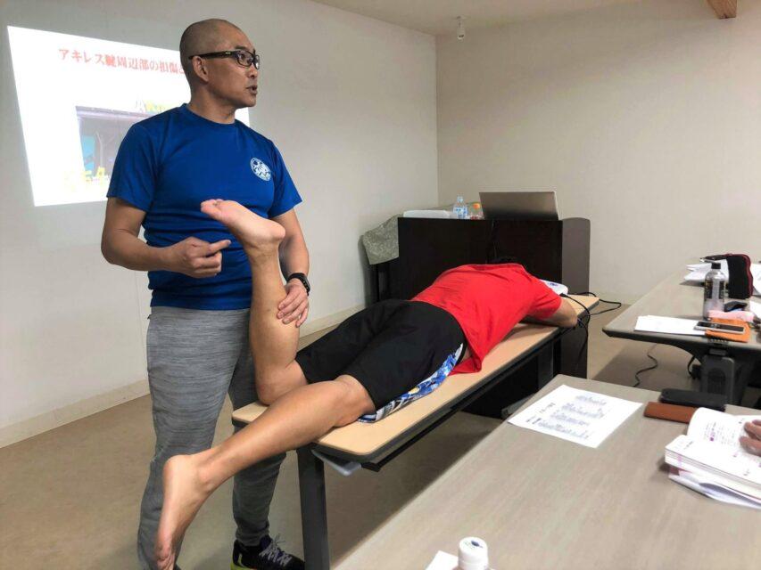 怪我の原因や予防法を学べる基礎から学ぶスポーツ障害(東京)02