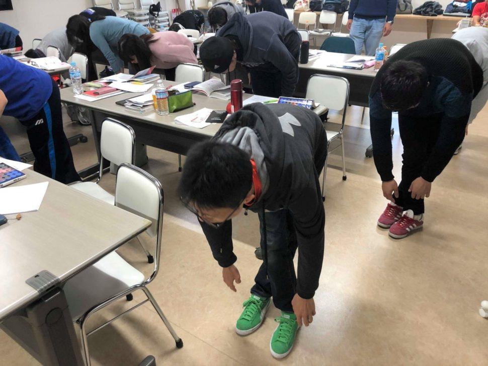 怪我の原因や予防法を学べる基礎から学ぶスポーツ障害(東京)04