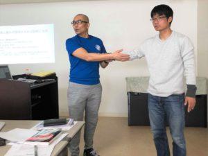 怪我の原因や予防法を学べる基礎から学ぶスポーツ障害(東京)09