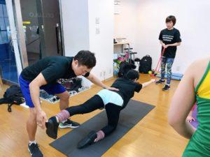 ファンクショナルトレーニング ベーシックコース第27期(大阪)08