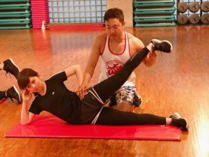ウェイトトレーニングで効果的に身体を鍛える方法(大阪)08
