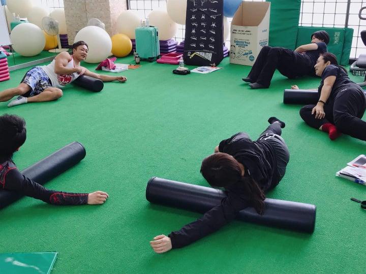 ウェイトトレーニングで効果的に身体を鍛える方法(大阪)01