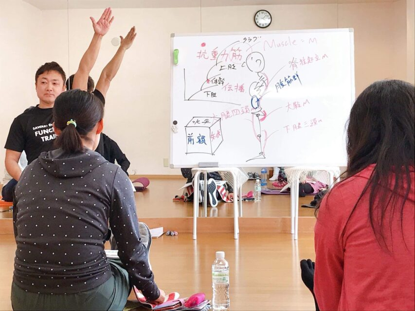 ファンクショナルトレーニング ベーシックコース第27期(大阪)02