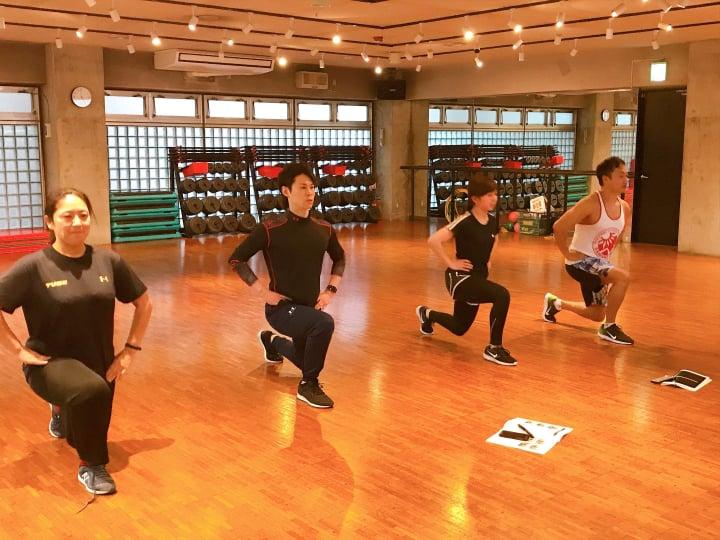 ウェイトトレーニングで効果的に身体を鍛える方法(大阪)06