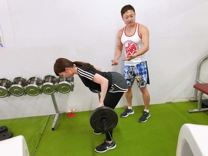 ウェイトトレーニングで効果的に身体を鍛える方法(大阪)05