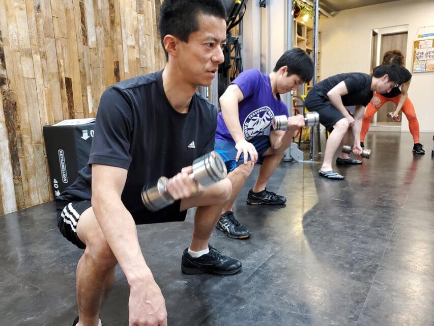 色んな種類の筋トレが学べる!基礎から学ぶウェイトトレーニング03