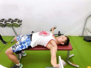 ウェイトトレーニングで効果的に身体を鍛える方法(大阪)03