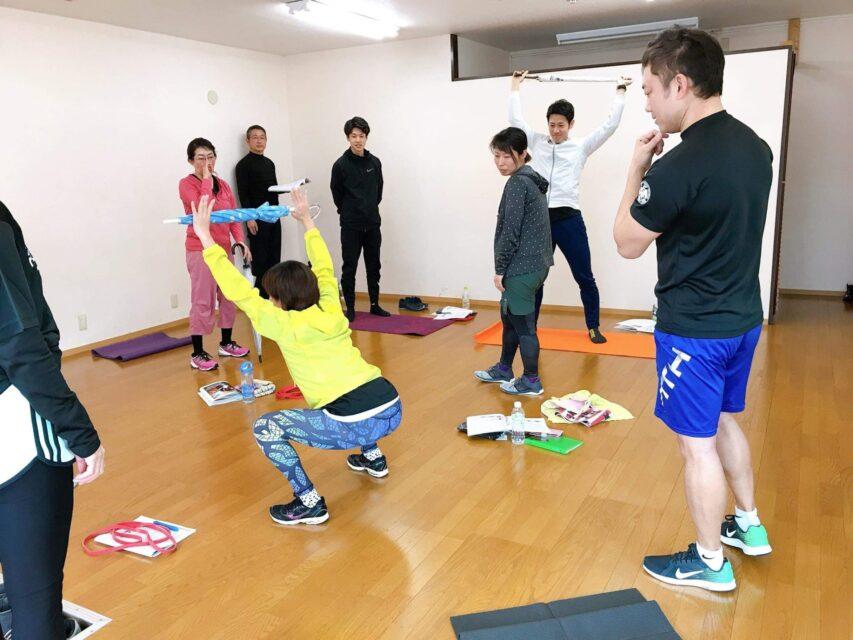 ファンクショナルトレーニング ベーシックコース第27期(大阪)03