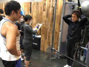 動きの質を高める体幹&回旋トレーニング02