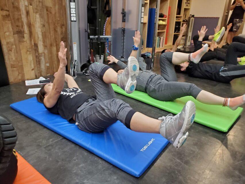 動きの質を高める体幹&回旋トレーニング05