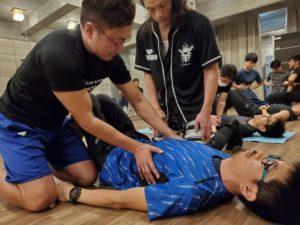 人間本来の動きを取り戻すファンクショナルトレーニング03