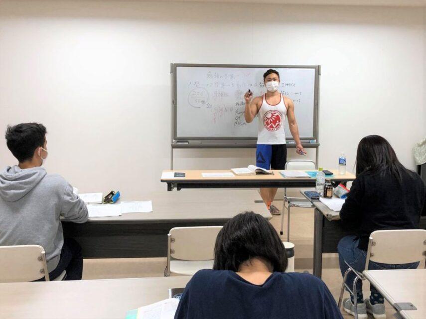 筋肉を効率よく鍛えられるようになる機能解剖学セミナー01