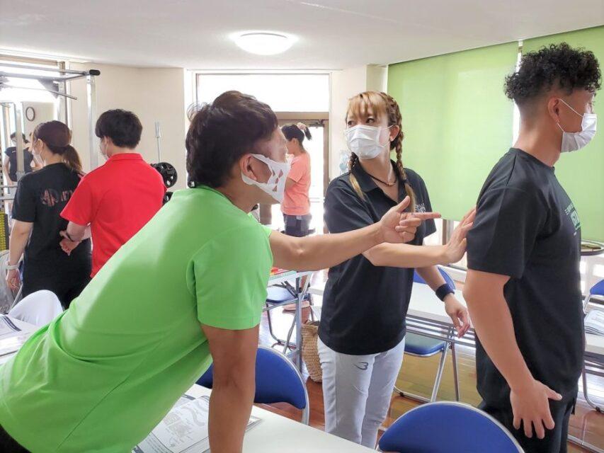 【沖縄初開催!】2日間で身体の構造と機能が学べるNESTAファンクショナルアナトミースペシャリスト03