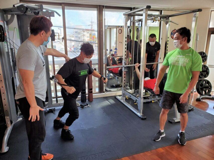【沖縄初開催!】2日間で身体の構造と機能が学べるNESTAファンクショナルアナトミースペシャリスト06