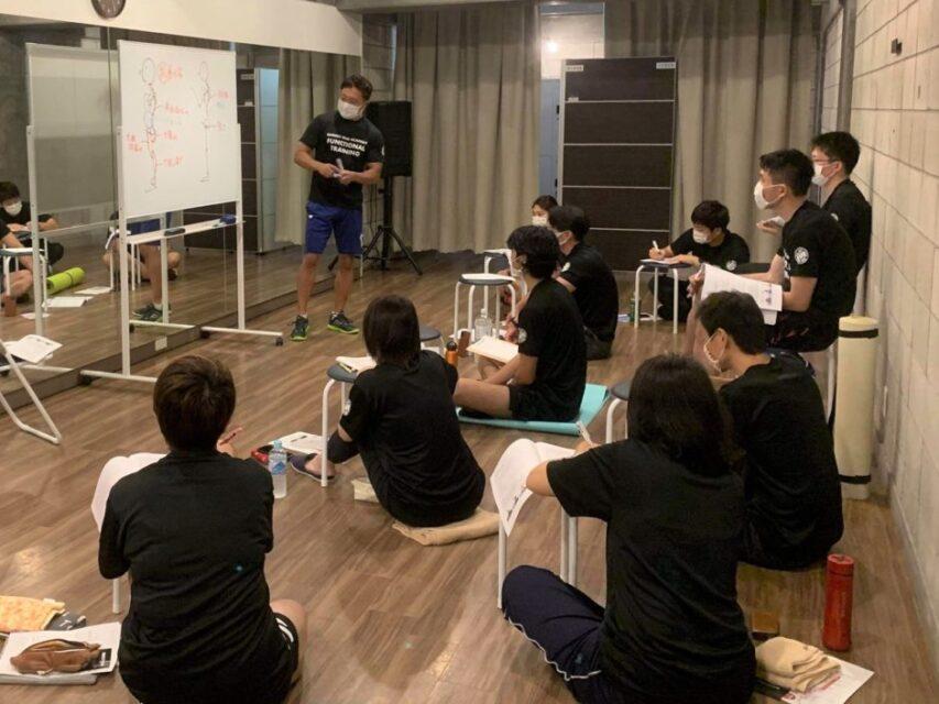 【1日で学べる】パフォーマンスを高めるファンクショナルトレーニング04