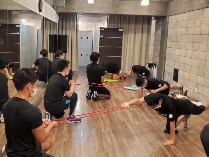 【1日で学べる】パフォーマンスを高めるファンクショナルトレーニング03