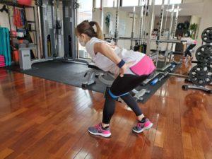 自重で体幹強化!自重&ペアトレーニングセミナー02