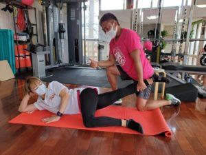 自重で体幹強化!自重&ペアトレーニングセミナー04