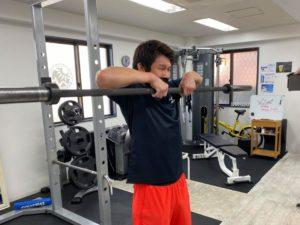 誰でも簡単に筋トレが学べる基礎から学ぶウェイトトレーニング02