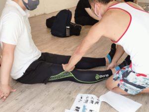 運動指導で大切な身体評価ができるようになるセミナー02