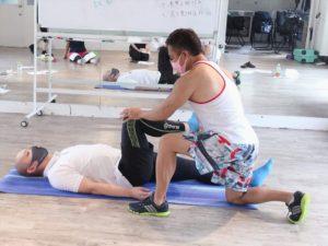 運動指導で大切な身体評価ができるようになるセミナー03