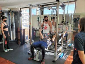 正しい姿勢で動く方法を学べるファンクショナルトレーニングベーシックコース03