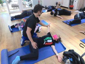 正しい姿勢で動けるようになるファンクショナルトレーニングベーシックコース03