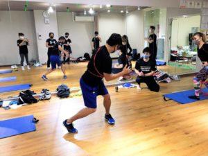 正しい姿勢で動けるようになるファンクショナルトレーニングベーシックコース07