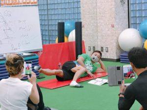 自宅でできる筋トレを学べる基礎から学ぶウェイトトレーニング06