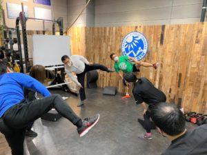 座るだけで骨盤が立ち正しい姿勢を作るフレックスクッション・ストレッチ&コンディショニング講習会02