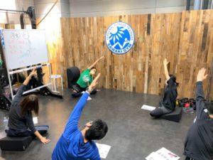 座るだけで骨盤が立ち正しい姿勢を作るフレックスクッション・ストレッチ&コンディショニング講習会03