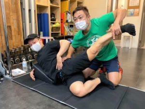 座るだけで正しい姿勢を作るフレックスクッション・ストレッチ&コンディショニング講習会05