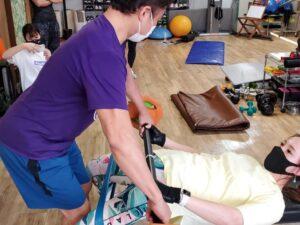 ベーシックな筋トレをマスターできる基礎から学ぶウェイトトレーニング06