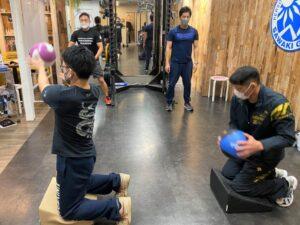 【Newコース】ファンクショナルトレーニングアドバンスコース12