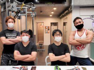 【Newコース】ファンクショナルトレーニング プログラミングコース06