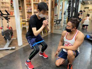 【Newコース】ファンクショナルトレーニング プログラミングコース03
