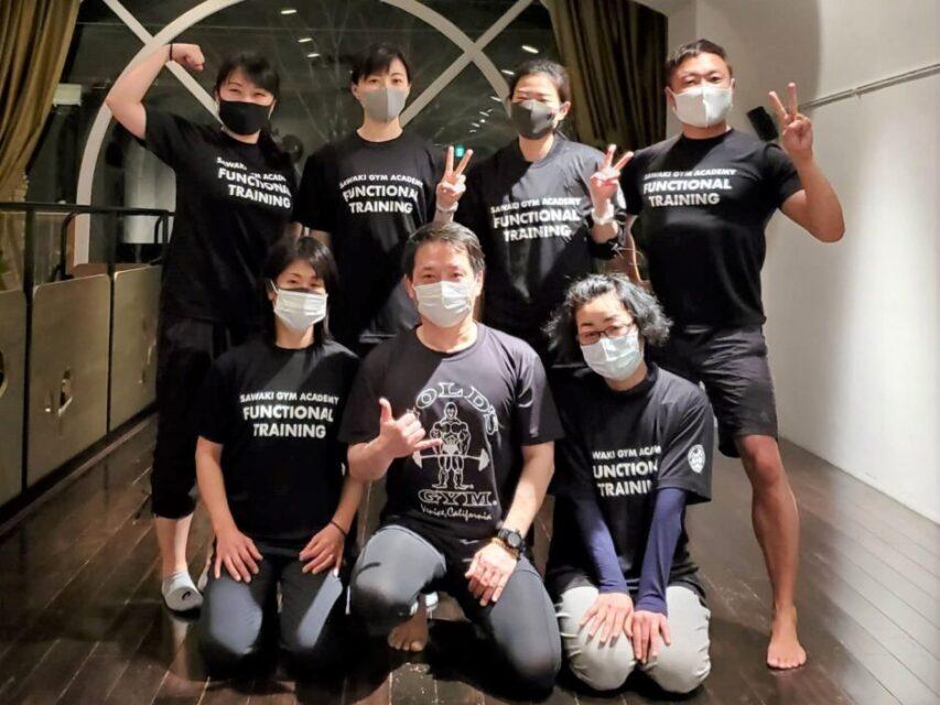 ファンクショナルトレーニングの基礎を一日で学べるファンクショナルトレーニングベーシックコース(京都)00
