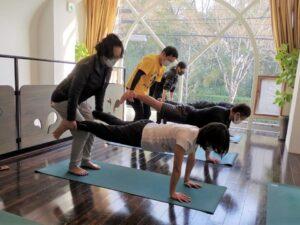 ファンクショナルトレーニングの基礎を一日で学べるファンクショナルトレーニングベーシックコース(京都)01