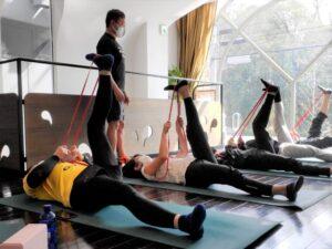 ファンクショナルトレーニングの基礎を一日で学べるファンクショナルトレーニングベーシックコース(京都)04