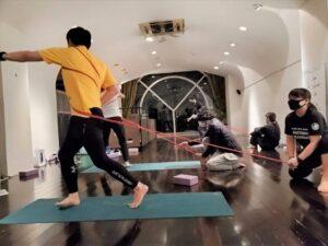 ファンクショナルトレーニングの基礎を一日で学べるファンクショナルトレーニングベーシックコース(京都)05