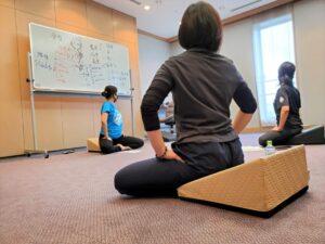 フレックスクッションの使い方がわかる!フレックスクッション・ストレッチ&コンディショニング講習会(京都)02