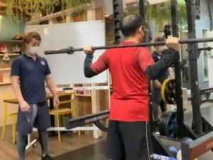 50種類のトレーニングを学べる基礎から学ぶウェイトトレーニング02