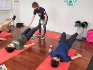 【沖縄初開催!】ファンクショナルトレーニングアドバンスコース03