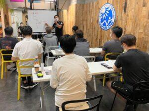 ファンクショナルトレーニングの基礎が学べるファンクショナルトレーニングベーシックコース01